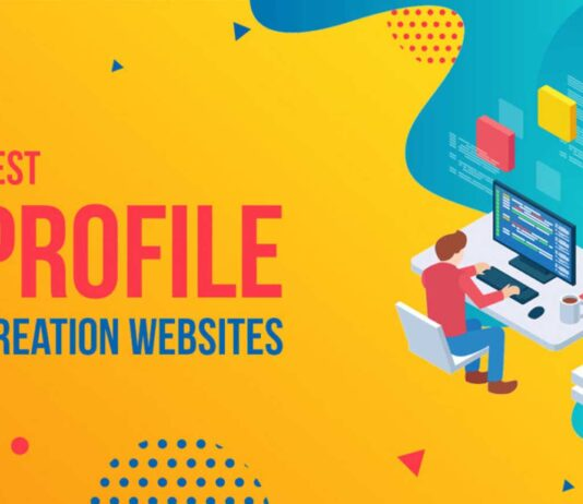 Profile Creation Backlinks
