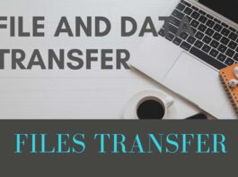 Large Files Transfer