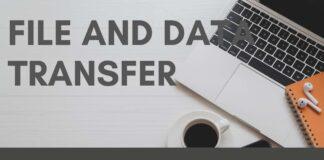 Large Files Transfer