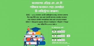 SSC Exam Result 2020