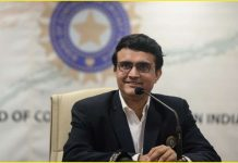 Cricket Legend Sourav Ganguly