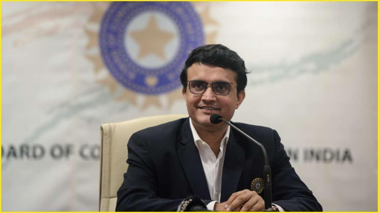 Cricket Legend Sourav Ganguly