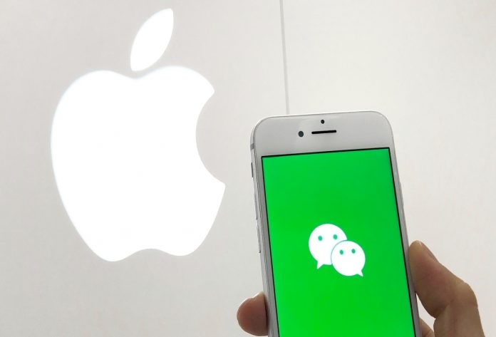 Apple and WeChat
