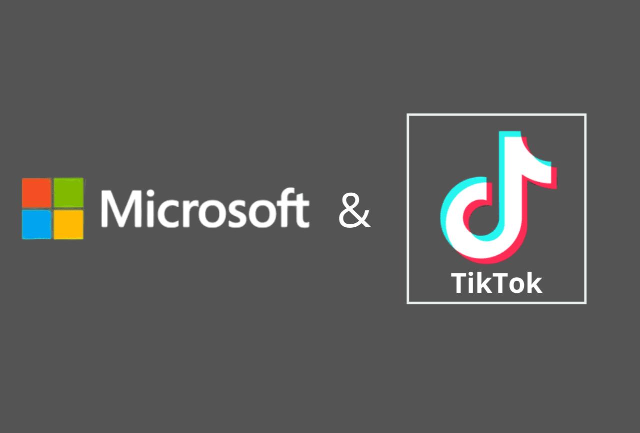 Microsoft and Tiktok