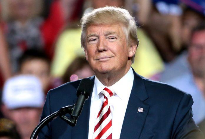 US President Trump