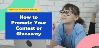How to Promote Your Contest or Giveaway