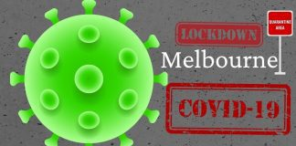 Melbourne Lockdown Covid-19