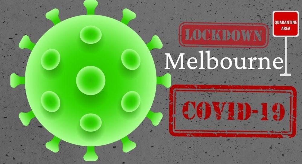 Melbourne Lockdown Covid-19