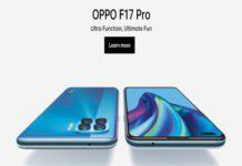 Oppo F17 Pro Phone
