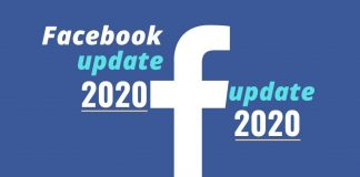 Facebook Update 2020