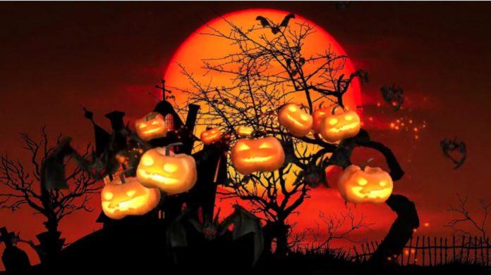 Halloween 2020 celebration