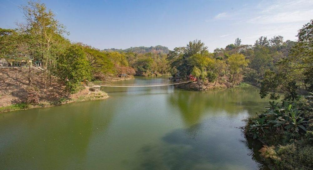 Meghla Park Lake Bandarban