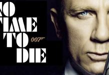 James Bond film No time to die