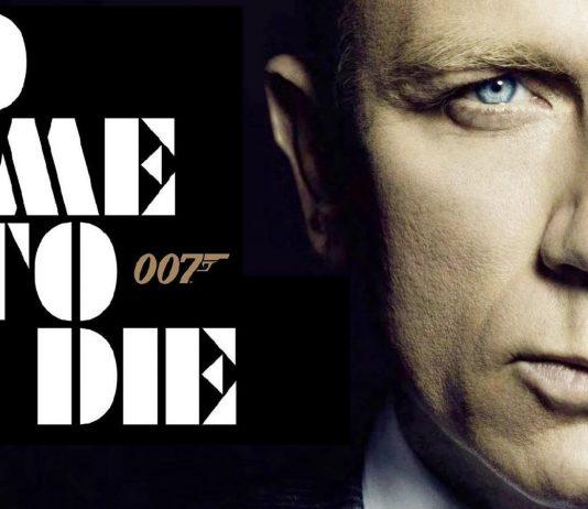 James Bond film No time to die