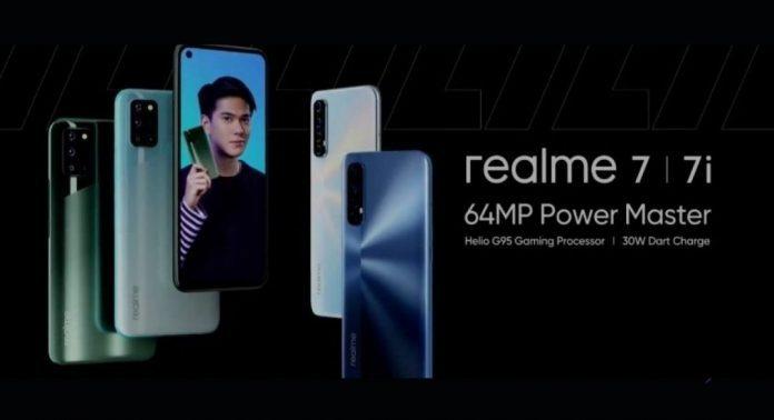 Realme 7i price in Bangladesh