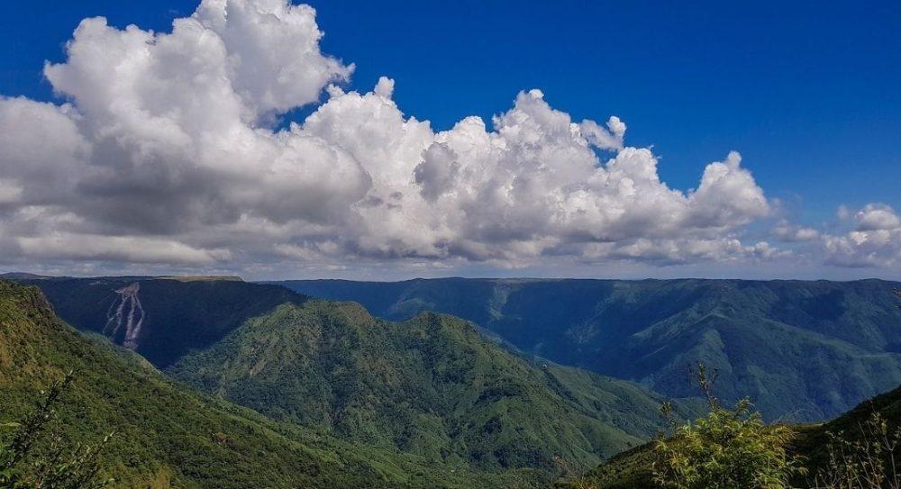 Shillong Cloud Hills