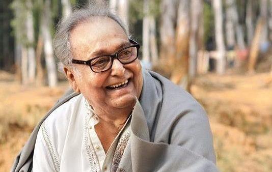 Veteran Actor Soumitra Chatterjee