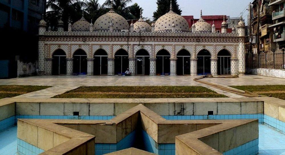 Tara Masjid Dhaka