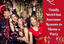 Totally Weird but Awesome Reasons to Throw a Party