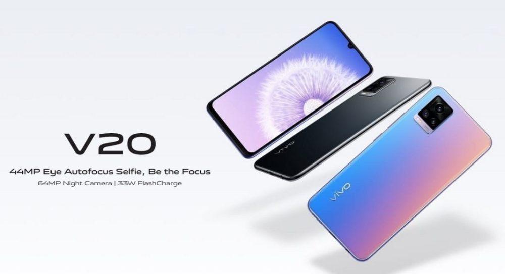 Vivo V20 Smartphone