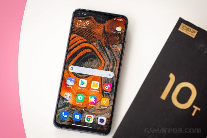Xiaomi Mi 10T Pro smartphone