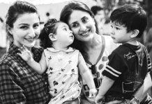 Kareena Kapoor-Taimur Khan