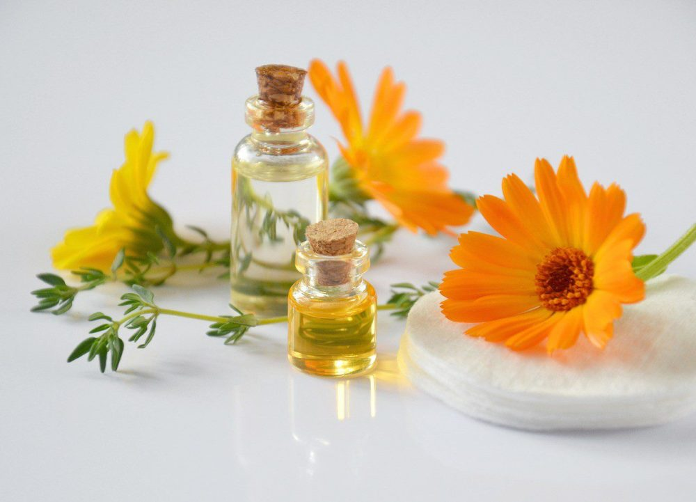 Natural Oil for healthy skin