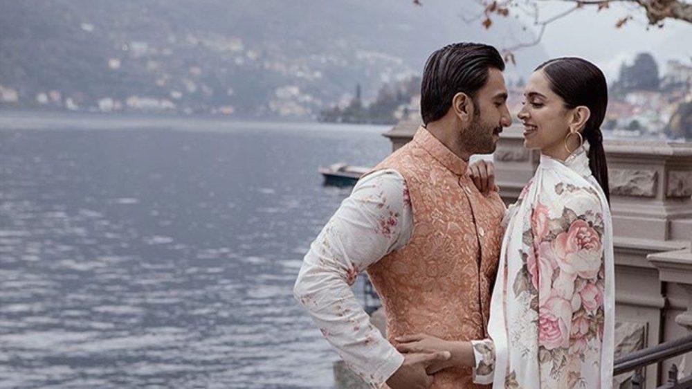 Ranbeer Singh and Deepika Padukone