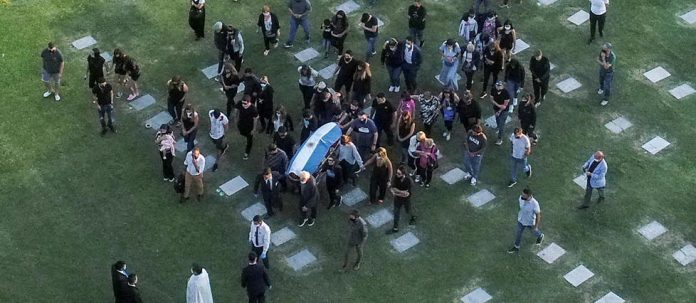 Maradona funeral