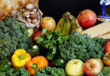 Iron deficiency vegetables