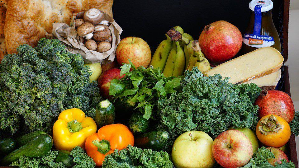 Iron deficiency vegetables
