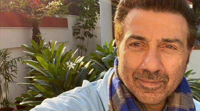 Bollywood Star Sunny Deol