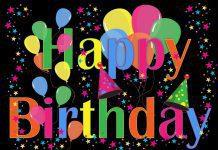 Celebrate Virtual Birthday Party