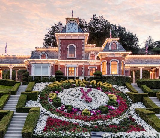 Michael jackson's Neverland Ranch