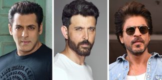 Salman Khan, Hrithik Roshan and Shah Rukh Khan