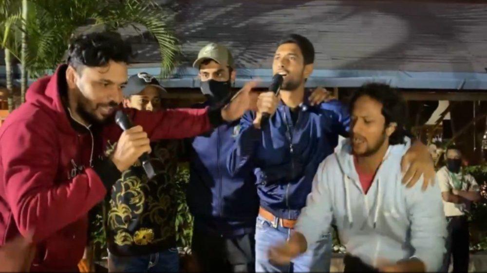 Bangladeshi cricketers