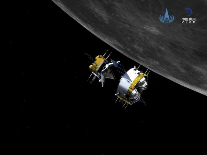 Chang e 5 moon rocks