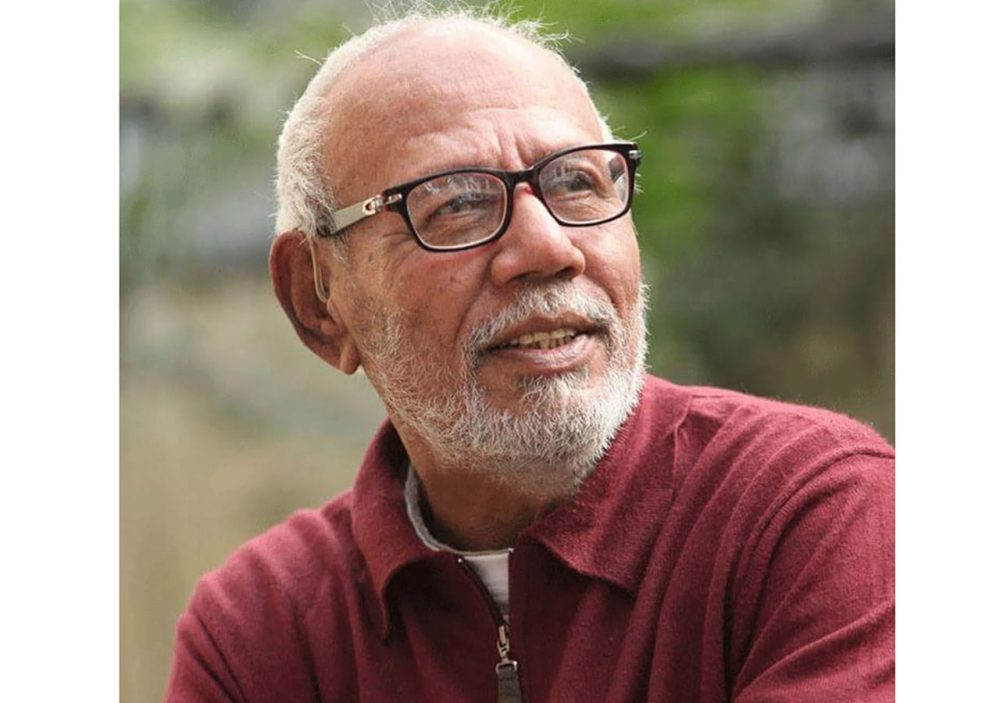 Bangla actor ATM Shamsuzzaman