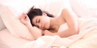 Sleeping method