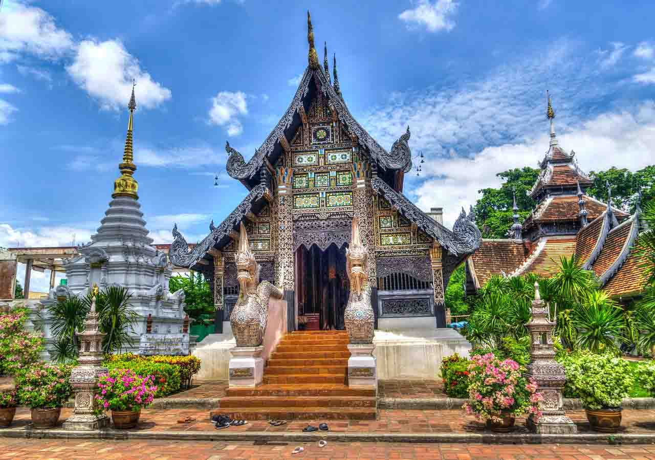 travel in chiang mai thailand