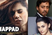 66th Filmfare Award 2021 Winners