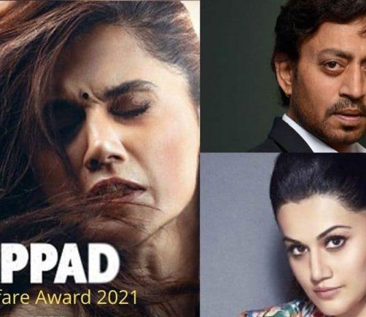 66th Filmfare Award 2021 Winners