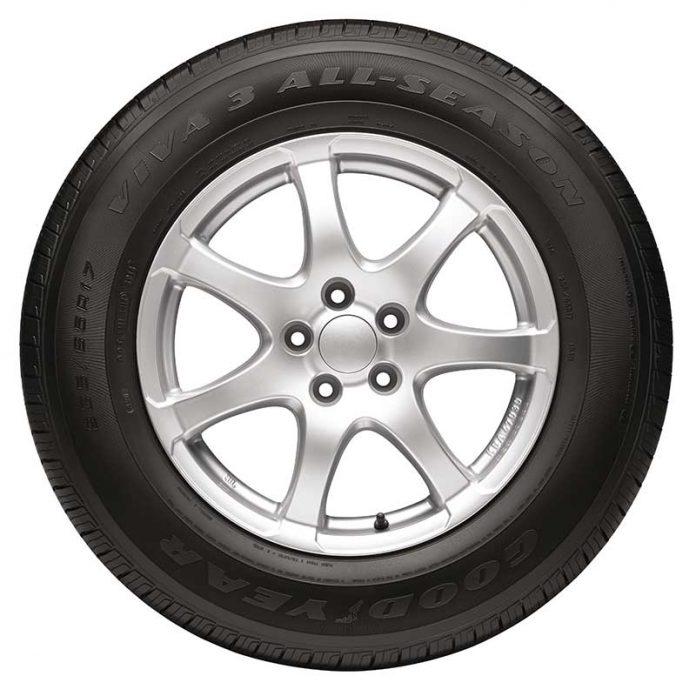 Goodyear Viva 3 Tire