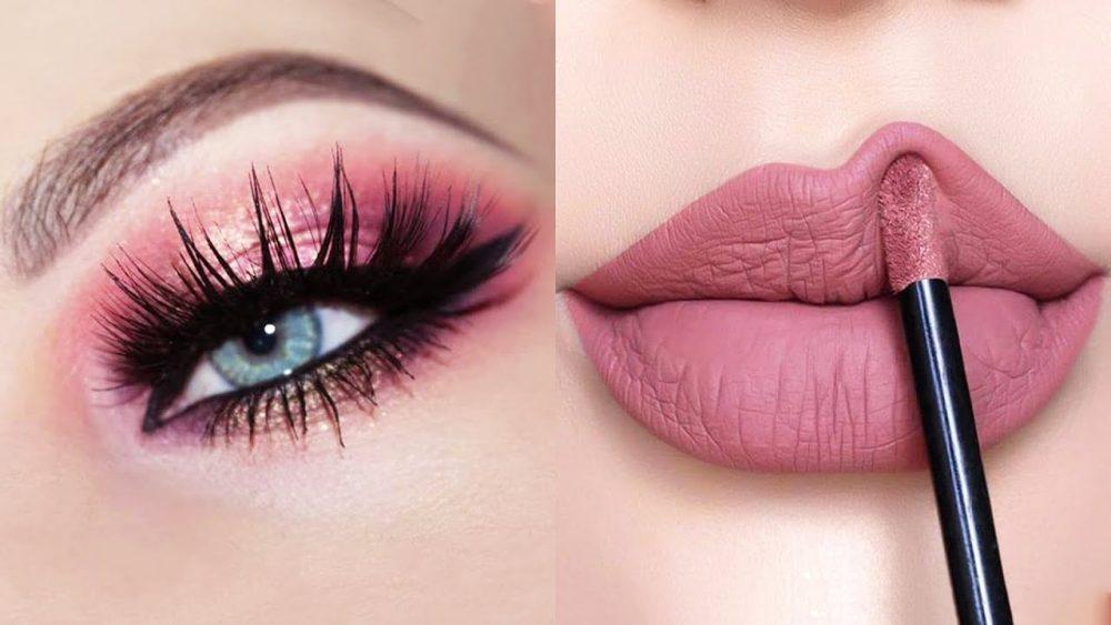 Lash Enhancement Makeup