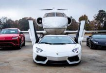 Luxury Cars Rental in Atlanta