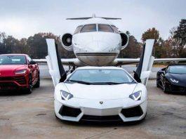 Luxury Cars Rental in Atlanta