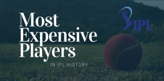 Most expensive player in IPL history