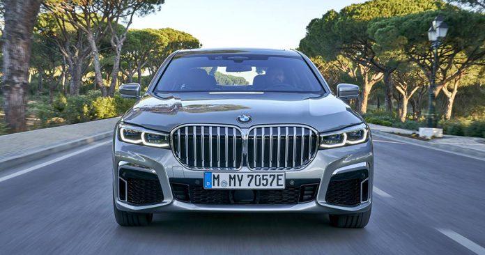 BMW Grills