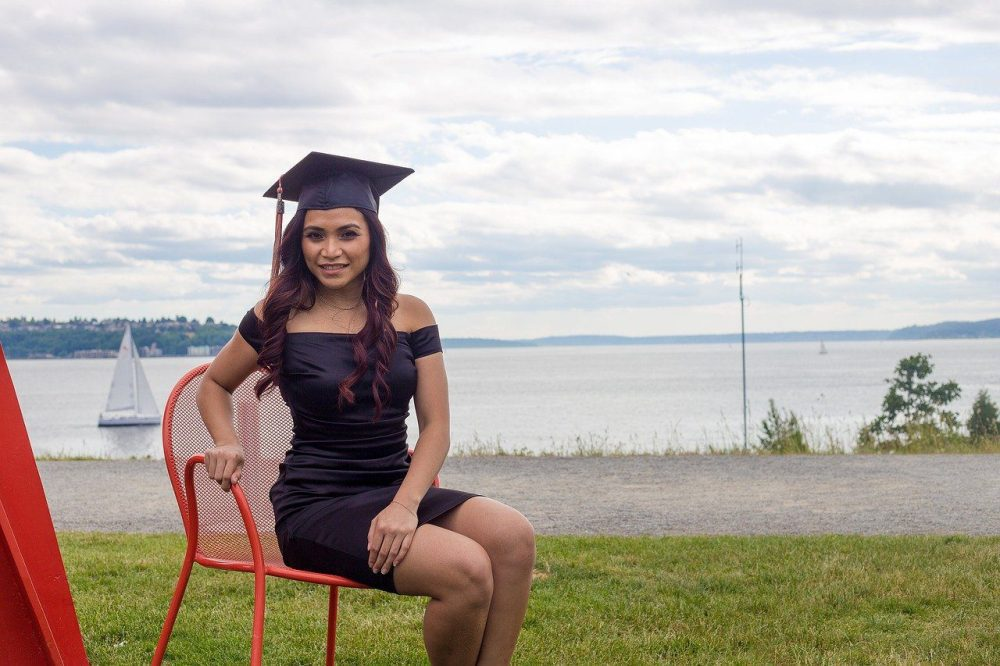 Post-graduation degree achievement