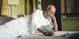 Poet Shankha Ghosh